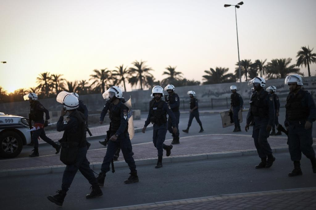 Bahrain has seen sporadic violence since a crackdown in 2011 on a protest movement demanding a constitutional monarchy and an elected prime minister (AFP Photo/MOHAMMED AL-SHAIKH)