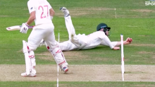 'Best I've ever seen': Cameron Bancroft takes breathtaking Ashes catch
