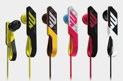 Sony Qlasp earbuds wrap around your lobes, appeal to your sweet tooth