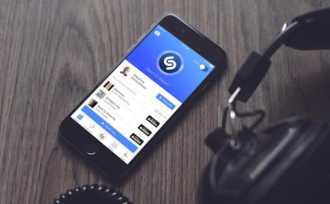 Shazam shows you the music artists are discovering