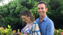 Ticiane Pinheiro está grávida de César Tralli