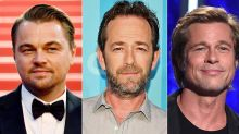 Brad Pitt and Leonardo DiCaprio Felt 'Like Kids in the Candy Shop' Working with Luke Perry