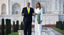 Donald, Melania, Ivanka, and Jared Visited the Taj Mahal. Their Poses Spoke Volumes.