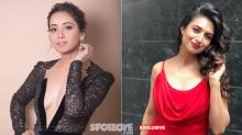 "Asha Negi Reacts On Her Low Neckline Controversy, Says, ""Sweet Of Divyanka Tripathi To Support Me"""