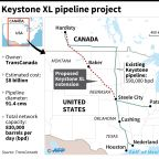 US state gives key approval for Keystone pipeline