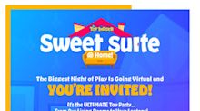The Toy Insider's Annual Summer Toy Party Goes Virtual with First-Ever Sweet Suite @ Home