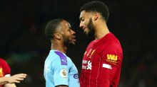 England ace Raheem Sterling axed after bust-up with Liverpool rival