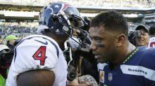 Fantasy Football Quarterback Shuffle Up: Russell Wilson and Deshaun Watson show the way