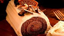 The Baileys Chocolate Yule Log is back in stores - here's where to buy it