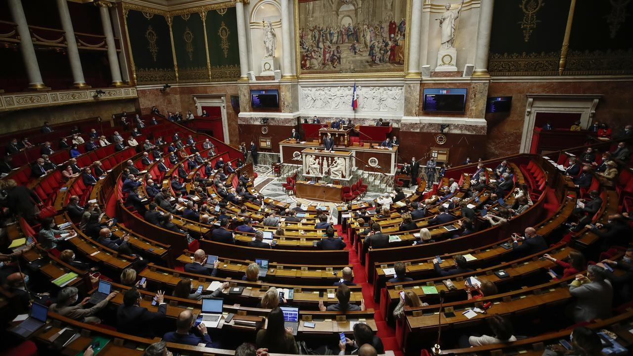 France's MPs reject virus health pass