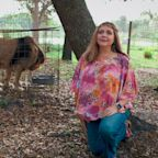 Tiger nearly tears volunteer's arm off at Carole Baskin's Big Cat Rescue