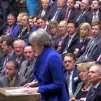 UK PM May seeks to end Brexit stalemate after winning confidence vote