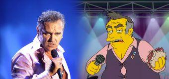 Morrissey rips 'Simpsons' for 'harshly hateful' parody