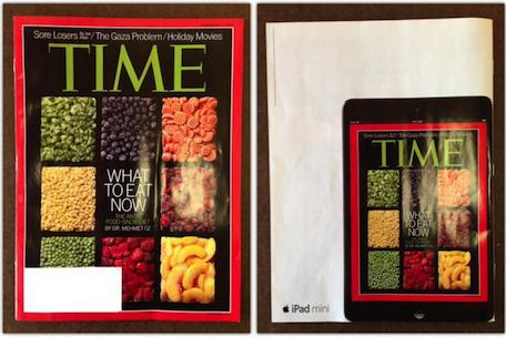 Apple wins Grand Prix for Press award for iPad mini print ads