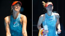 Sharapova courts controversy with 'blatant' rule breaches