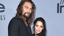 Jason Momoa and Lisa Bonet 'officially marry'