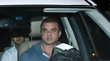 Arpita Khan, Preity Zinta and Sohail Khan and others attend special screening of 'LoveYatri'