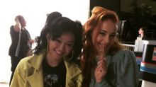 'X-Men Apocalypse' Set Photo: First Look at Jean Grey and Jubilee