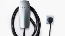 Tesla unveils first home charging station that can be plugged into a wall outlet