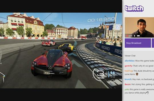 This is how Xbox One's game broadcasting works