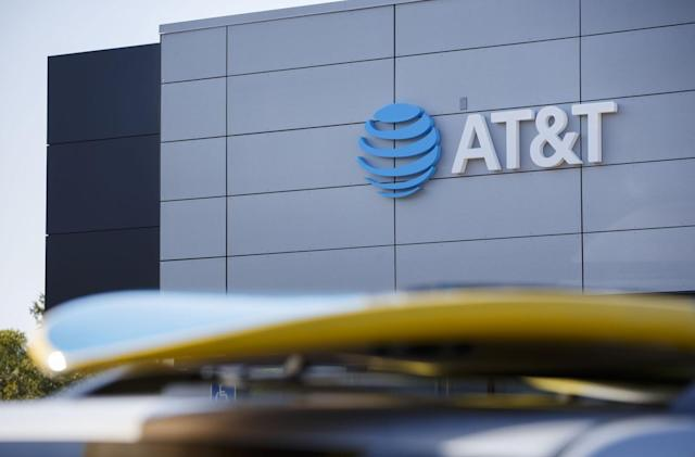 AT&T extends the deadline for its Time Warner merger to April