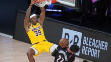Sports betting winners and losers: Lakers are fine after all, even if they lost everyone money in clincher