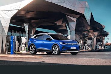 Volkswagen首款電動休旅車ID.4正式發表