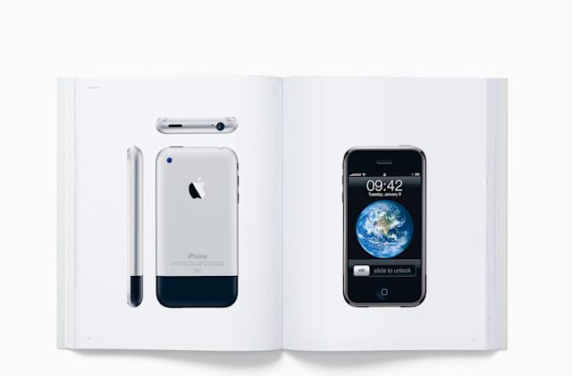 Apple wants to sell you a $300 photo book about its products