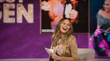 Chrissy Teigen says pregnancy made her 'gain weight' in her nose: 'My nose has its own bmi'