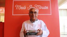 He cooked for the Queen, the late Indira Gandhi, and now, Singapore's vending machines