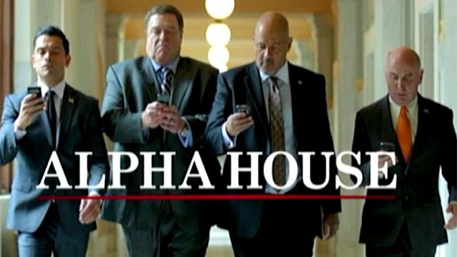Fraternity GOP: Garry Trudeau's 'Alpha House' Showcases Republican 'Crisis Of Identity'