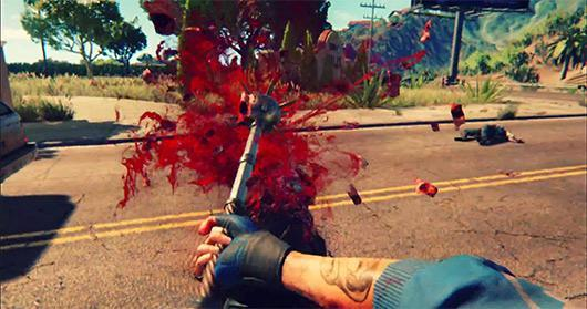 Dead Island 2 paints the Golden State red (with blood)