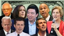 Here's what 2020 Democratic candidates have said about universal basic income