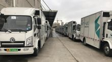 Ballard Announces Planned Deployment of 500 Fuel Cell Commercial Trucks in Shanghai