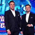 """Ant and Dec host """"different"""" and """"weird"""" Saturday Night Takeaway from their living rooms amid coronavirus outbreak"""