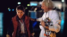 When Jon Cryer auditioned for 'Back To The Future' it had a very different ending