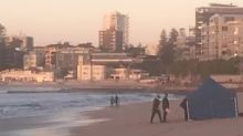 Woman's body found washed up on Sydney beach