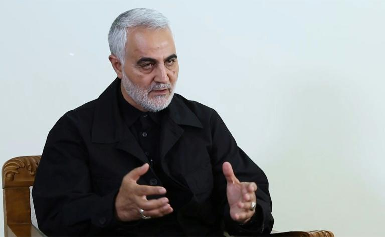 Iran Says It Foiled 'Plot' To Kill Elite Force Commander Qassem Soleimani