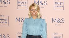 Holly Willoughby's covetable denim M&S collection has dropped
