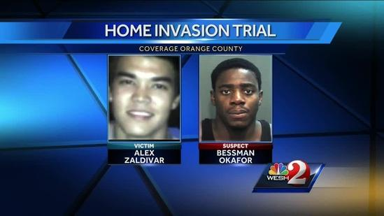 Man to stand trial in deadly home invasion