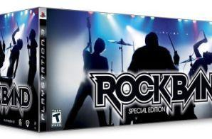 Rock Band finally gone gold