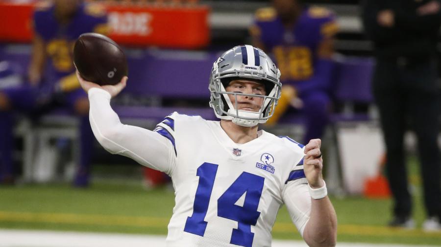 Cowboys-Washington truly playing for something