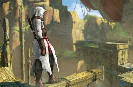 Altair, Sands of Time's prince make Prince of Persia cameos