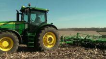 Deere's profit leaps 79 percent