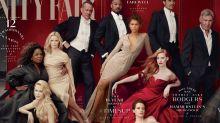 Reese Witherspoon y Oprah Winfrey con piernas y manos extra