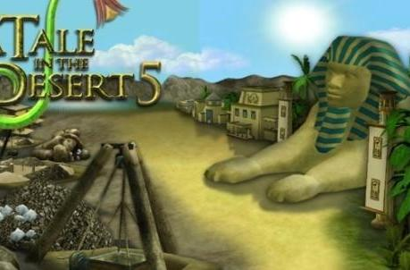 The Game Archaeologist spins A Tale in the Desert: The highlights