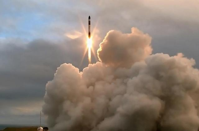 Rocket Lab nails first orbital rocket launch from a private pad