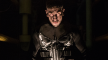What is the place of a Punisher TV show in 2017?