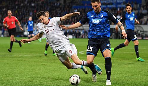 Bundesliga: Ausgerechnet vor BVB-Spiel: Lewandowski bricht Training ab