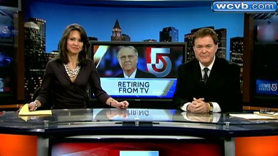Dr. Timothy Johnson retires after 40 years with WCVB